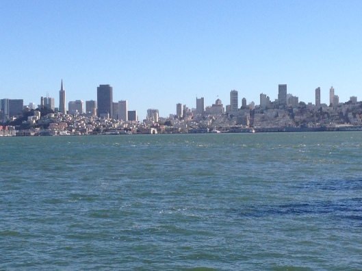 Sightseeing in San Francisco