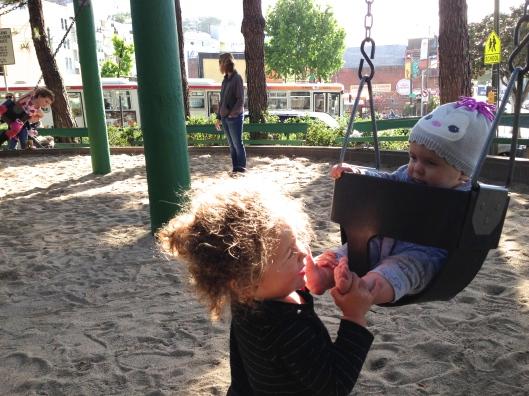 Swinging Sisters